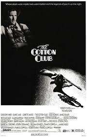 The Cotton Club: Screenplay