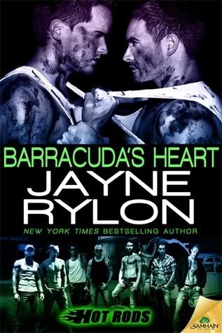 Barracuda's Heart (Hot Rods, #6)