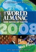 The World Almanac And Book Of Facts 2008 (World Almanac And Book Of Facts) - World Almanac