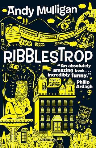 Ribblestrop (Ribblestrop, #1)