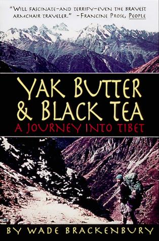 Yak Butter  Black Tea: A Journey into Tibet