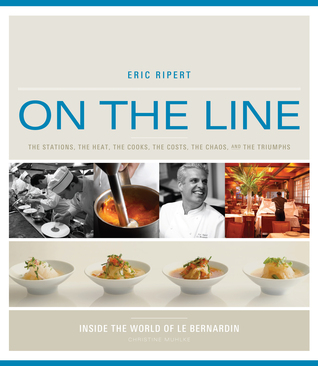 On the Line by Eric Ripert