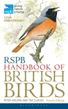 RSPB Handbook of British Birds by Peter Holden