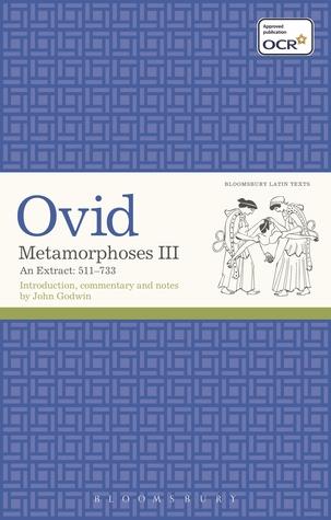 Metamorphoses III, An Extract, 511–733