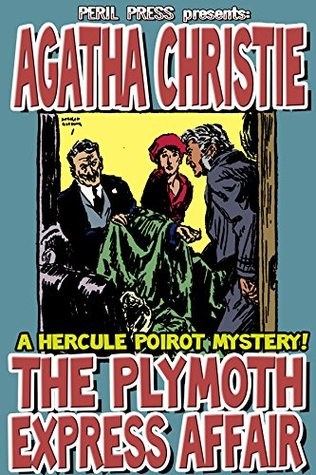 The Plymouth Express Affair [Illustrated] by Agatha Christie