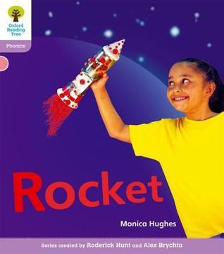 Oxford Reading Tree: Level 1+: Floppy's Phonics Non-Fiction: Rocket