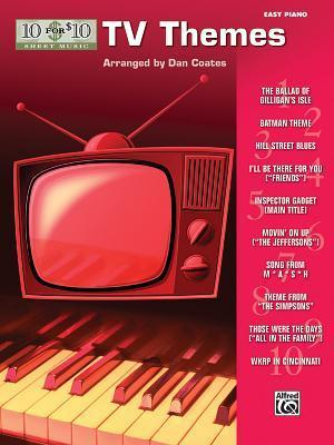 10 for 10 Sheet Music TV Themes