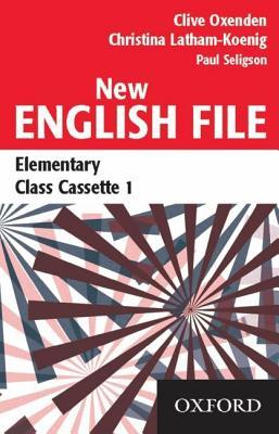 New English File: Elementary Class Cassettes