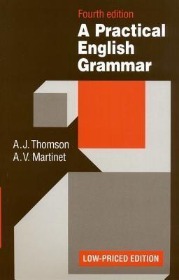A Practical English Grammar by Audrey Jean Thomson