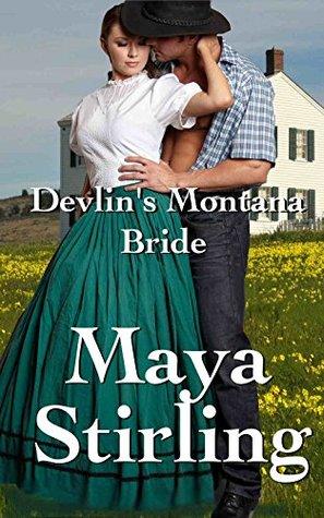 Devlin's Montana Bride (Montana Ranchers Brides #2)