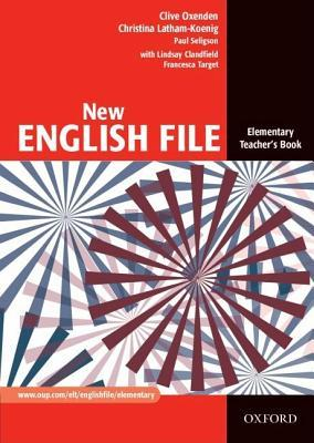 New English File: Elementary Teacher's Book