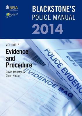 Blackstone's Police Manual