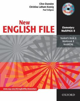 New English File: Elementary Multipack B