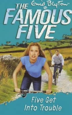 Five Get Into Trouble(The Famous Five 8)