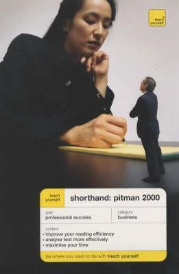 Shorthand Pitman 2000