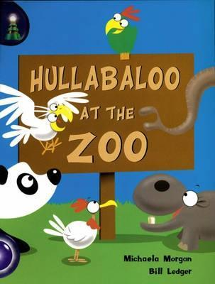 Hullabaloo at the Zoo (Lighthouse 1 Blue Book 4)