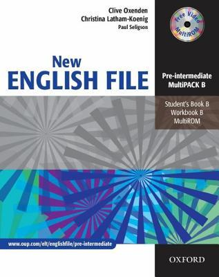 New english file pre intermediate multipack b by clive oxenden new english file pre intermediate multipack b fandeluxe