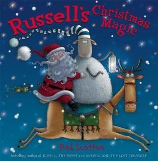 Russell's Christmas Magic por Rob Scotton