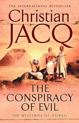 The Conspiracy Of Evil (The Mysteries Of Osiris, #2)