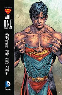 Superman: Earth One, Volume 3(Superman: Earth One 3)