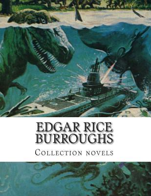Edgar Rice Burroughs Collection Novels