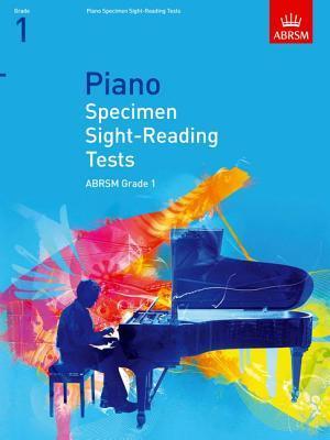 Piano Specimen Sight-reading Tests: Grade 1