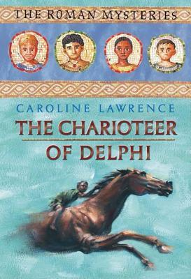 The Charioteer of Delphi (Roman Mysteries, #12)