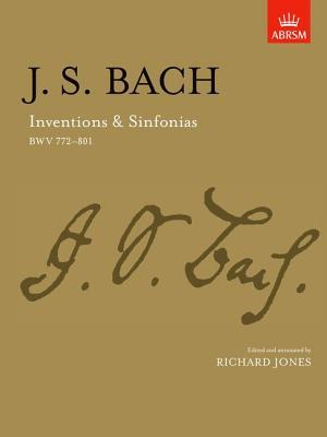 Inventions and Sinfonias: Bwv 772-801