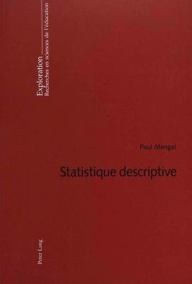 Statistique Descriptive: 7 E Edition