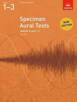 Specimen Aural Tests Grades 1-3