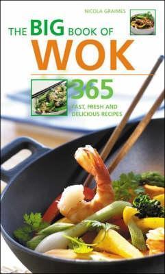 wok fast fast books