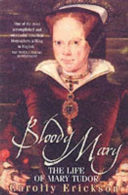 Mary book bloody