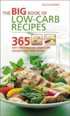 The Big Book Of Low Carb Recipes