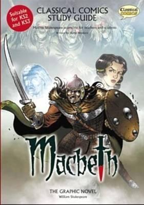 Macbeth: The Graphic Novel, William Shakespeare