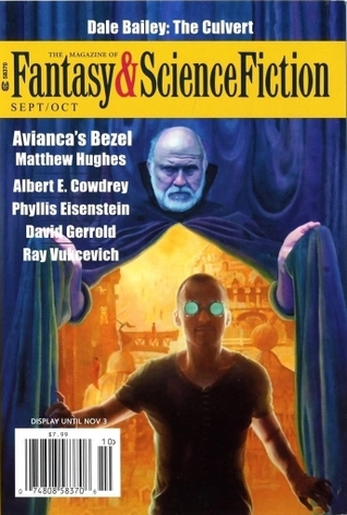 The Magazine of Fantasy & Science Fiction, September/October 2014 (The Magazine of Fantasy & Science Fiction, #715)