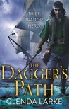 The Dagger's Path (The Forsaken Lands, #2)