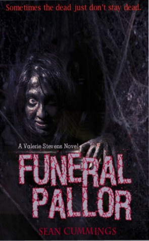 Funeral Pallor (Valerie Stevens, #2)