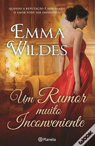 Um Rumor Muito Inconveniente (Whispers of Scandal, #2)