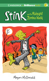 Stink and the Midnight Zombie Walk (Stink, #7)