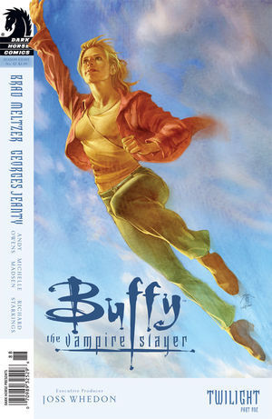 Buffy the Vampire Slayer: Twilight part 1 (Season 8 #32)