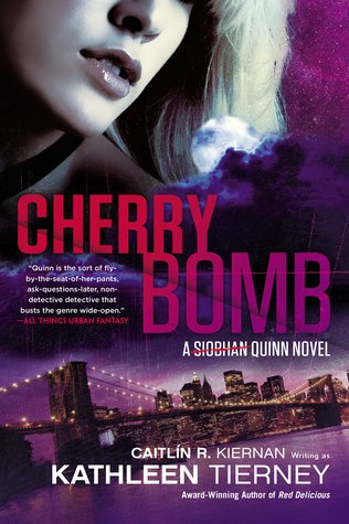 Cherry Bomb (Siobhan Quinn, #3)