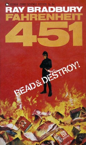 ideas displayed in fahrenheit 451 by ray bradburry Fahrenheit 451 by ray bradbury is a story of a society that has been changed to a dystopia high authorities try to regulate life to make people happy.