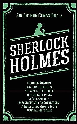 Obra Completa Sherlock Holmes(Obra Completa de Sherlock Holmes 4)