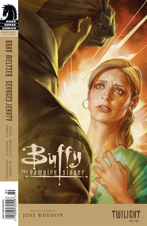 Buffy the Vampire Slayer: Twilight part 2 (Season 8 #33)