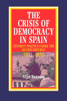 The Crisis of Democracy in Spain: Centrist Politics under the Second Republic 1931-1936