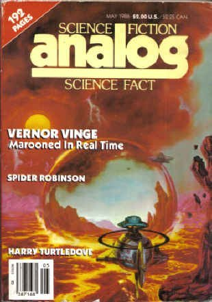 Analog Science Fiction and Fact, May 1986