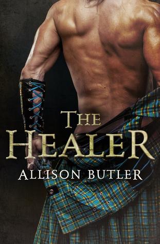 The Healer (Borderland Brides, #1)