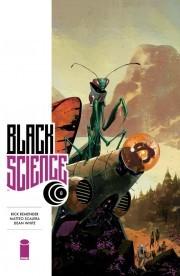 Black Science #8 (Black Science, #8)