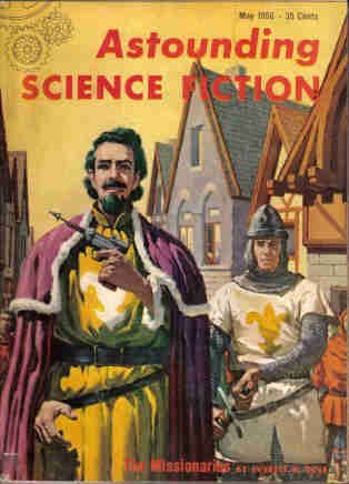 Astounding Science Fiction, May 1956