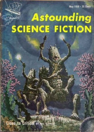 Astounding Science Fiction, May 1958 (Volume LXI, No. 3)